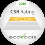 ATALIAN EcoVadis Gold Medal